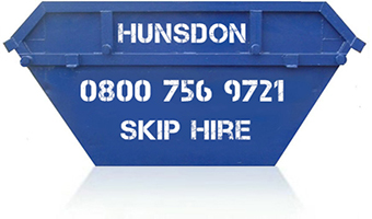 Skips in Enfield, cheapest Skip Hire prices.
